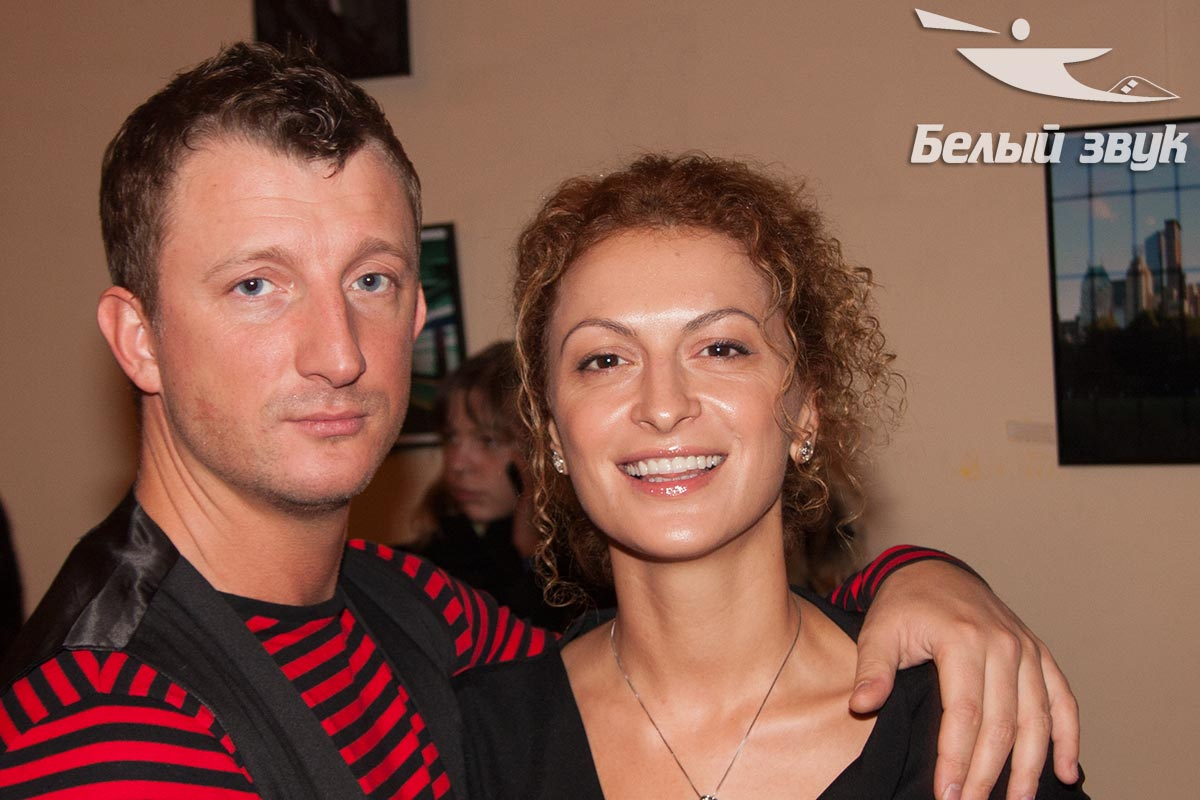 Игнат Акрачков и Диана Максимова